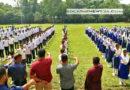 নরসিংদী মনোহরদীর একদুয়ারিয়া উচ্চ বিদ্যালয়ে ইভটিজিংও মাদকে না বলি শিক্ষার্থীদের শপথ বাক্য পাঠ