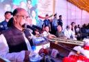 নরসিংদীর আবদুল কাদির মোল্লা সিটি কলেজে শিল্পমন্ত্রীকে সংবর্ধনা
