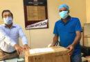 সাতক্ষীরা মেডিকেলে হাই ফ্লো নাসাল ক্যানুলা প্রদান