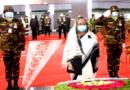 ৪৫তম শাহাদৎ বার্ষিকী ও জাতীয় শোক দিবসে প্রধানমন্ত্রীর শ্রদ্ধা