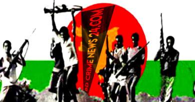 ৩৬ ঘন্টা সম্মুখ যুদ্ধের পর হানাদার বাহিনী আত্মসমর্পণ