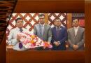 কুমিল্লার নতুন জেলা প্রশাসক মো: কামরুল হাসান দায়িত্ব গ্রহণ