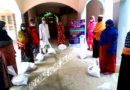 মাদারীপুরে প্রধানমন্ত্রীর খাদ্য সামগ্রী উপহার প্রদান