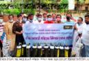 চৌদ্দগ্রাম স্বাস্থ্য কমপ্লেক্সে দুইটি প্রতিষ্ঠানের ১০টি সিলিন্ডার হস্তান্তর