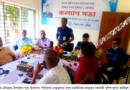 চৌদ্দগ্রামে সহ: পুলিশ সুপারের সাথে পুজা কমিটির সভা